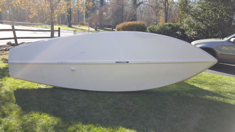 Vanguard Sunfish, 14 ft., 2000 sailboat