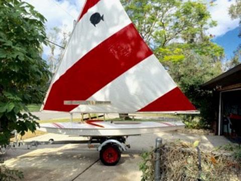 Sunfish, 1977 sailboat