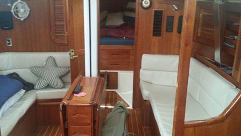 Tartan 4100, 1996 sailboat