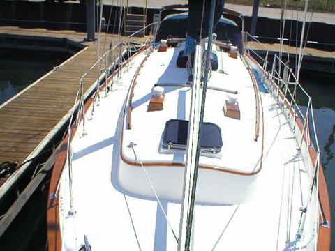 Tayana 37, 1998 sailboat