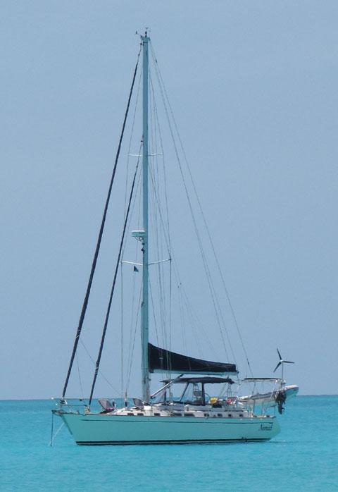 Tayana 48, 2000 sailboat