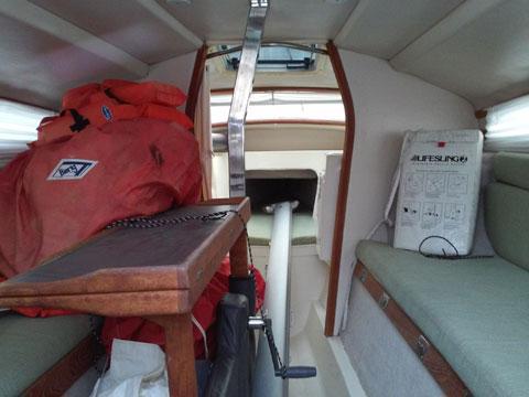 Performance Cruising Telstar 28 trimaran, 2006 sailboat