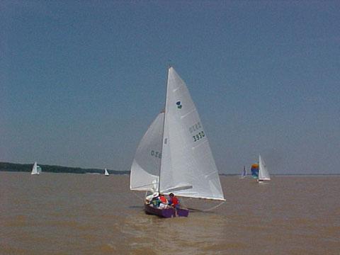 Thistle, 2000 sailboat