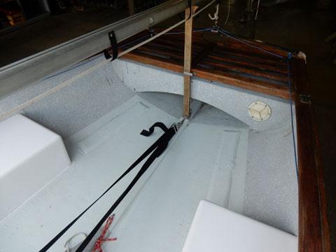 Thistle, 1980s sailboat