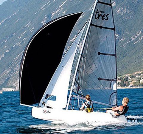 Topaz Tres, 2016 sailboat