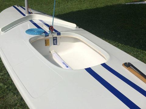Vanguard Sunfish, 2005 sailboat