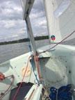 Vanguard 470 sailboat
