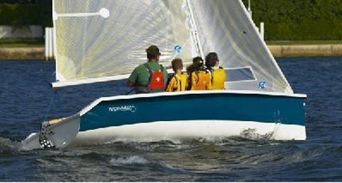Vanguard Nomad 17', 2006 sailboat