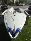 2002 Vancouver 27 sailboat