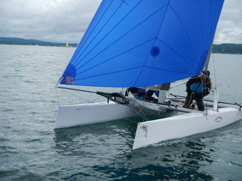 F16 Viper Catamaran, 2009 sailboat