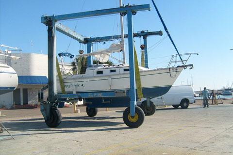 Watkins SeaWolf 25', 1987 sailboat