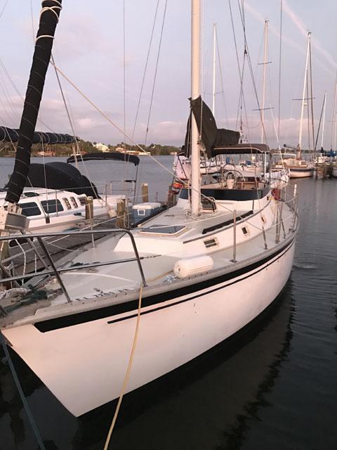 Watkins 36, 1981 sailboat