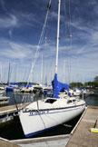 1983 Wavelength 24 sailboat