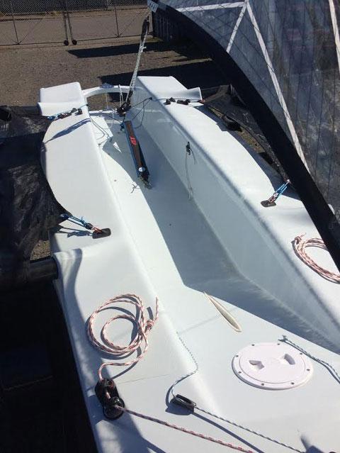 Weta Trimaran, 2015 sailboat