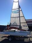 2015 Weta Trimaran sailboat