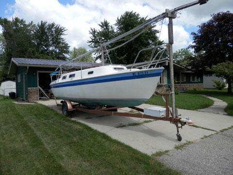 Windrose 25, 1979 sailboat