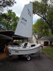 1995 WWP 15 sailboat