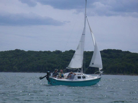 West Wight Potter, 2012 sailboat