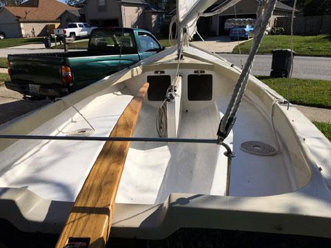 Yankee 16, 1993 sailboat