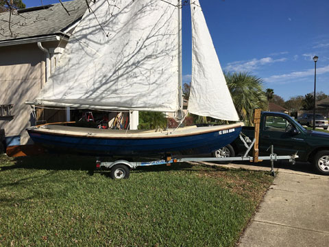 Yankee 16, 1993 sailboat