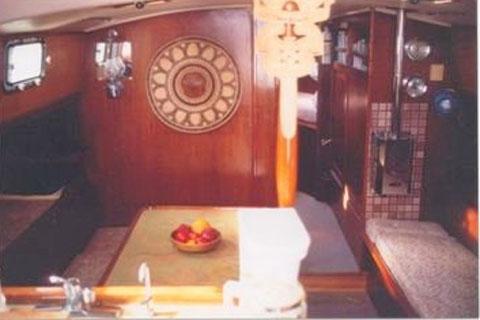 Acapulco Cutter 40, 1974 sailboat