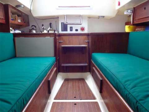 Alberg 30, 1977 sailboat