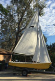 1978 AMF Puffer sailboat