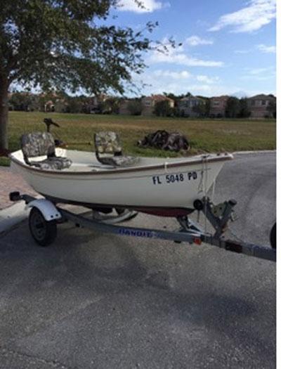 Bauer 10, 2011 sailboat