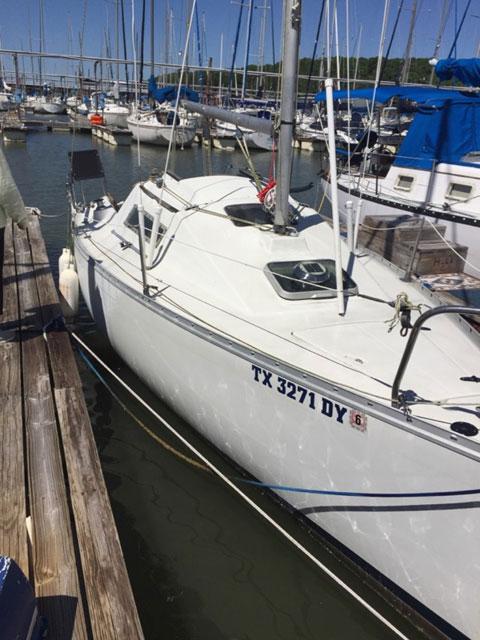 Beneteau First 235 Fin Keel, 1988 sailboat