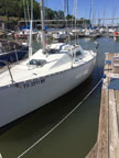 1988 Beneteau 23.5 sailboat