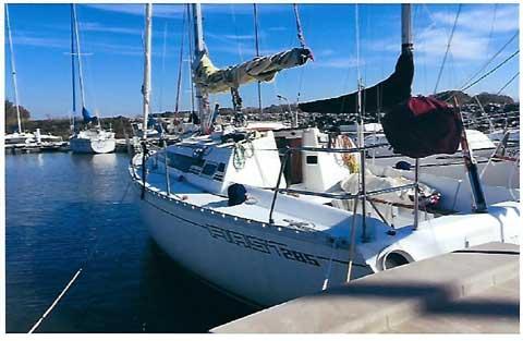 Beneteau 28, 1988 sailboat