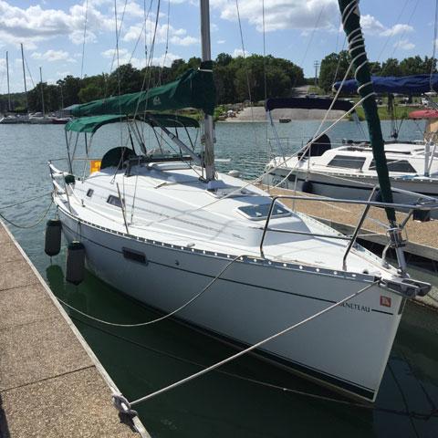 Beneteau, Oceanis 281, 1995 sailboat
