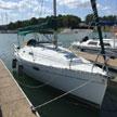 1995 Beneteau 281 Oceanis sailboat