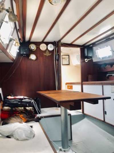 Cal 2-29, 1976 sailboat