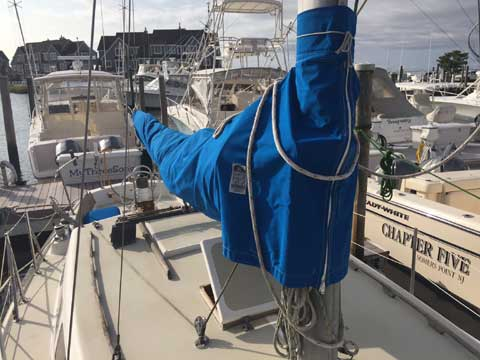 Cal 34, MK ii sailboat