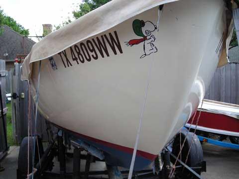 Cape Dory Typhoon Weekender, 1979 sailboat