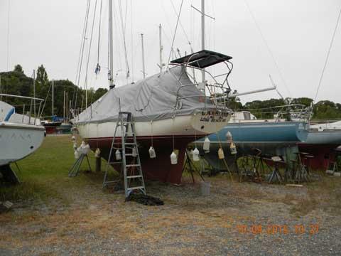 Cape Dory cutter, 30 feet, 1982 sailboat