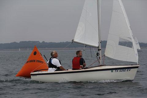 Capri 14.2, 1989 sailboat