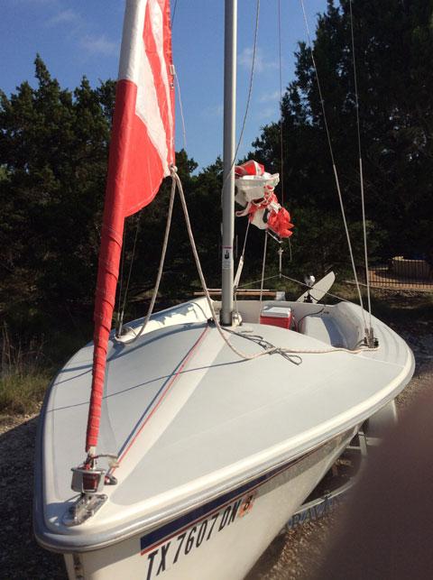 Capri 16.5, 2001 sailboat
