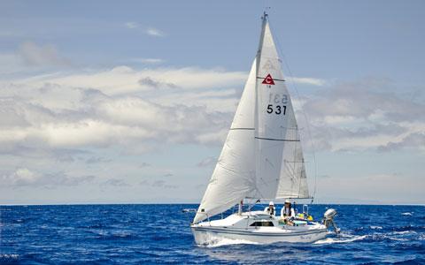 Catalina Capri 18, 1998 sailboat