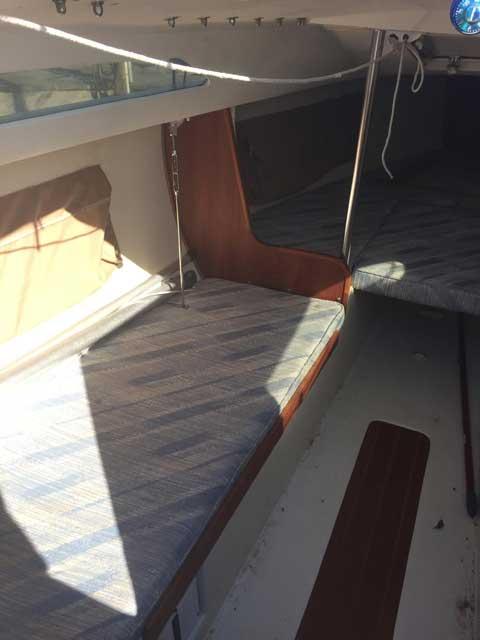 Capri 22, 1992, sailboat