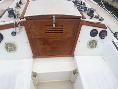 Capri 25, 1981 sailboat