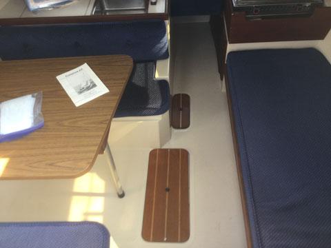 Catalina 22, 1988, Wichita, Kansas sailboat