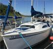 2000 Catalina 250 sailboat