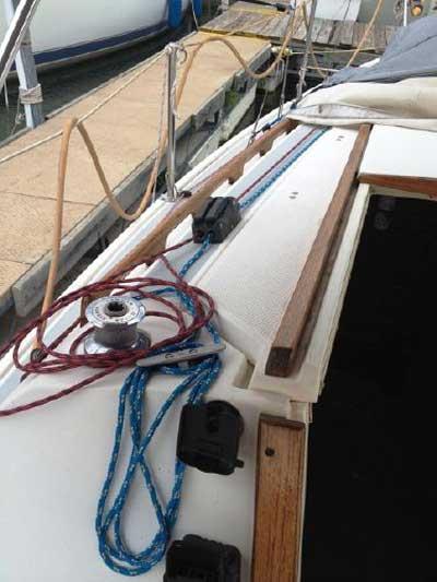 Catalina 25, 1989 sailboat