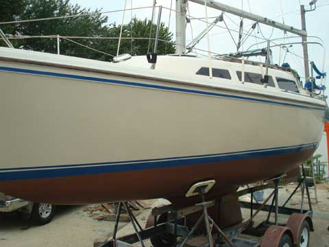 Catalina 27 Tall Rig, 1985, Louisville, Kentucky, sailboat