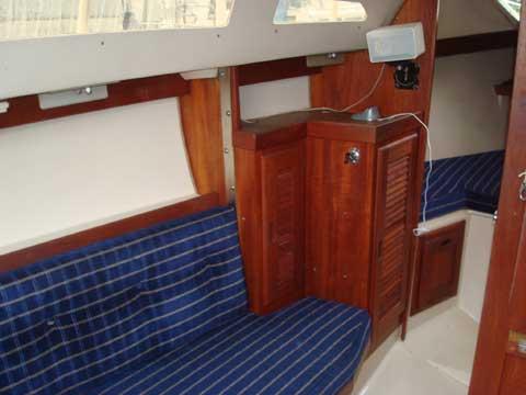 Catalina 27  Tall Rig, 1985 sailboat