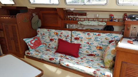 Catalina 30 TR, 1986 sailboat