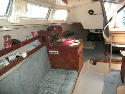 Catalina 30 Tall Rig, 1985 sailboat