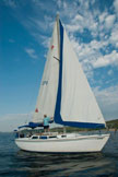 1983 Catalina 30 sailboat